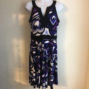 Enfocus Geometric Dress